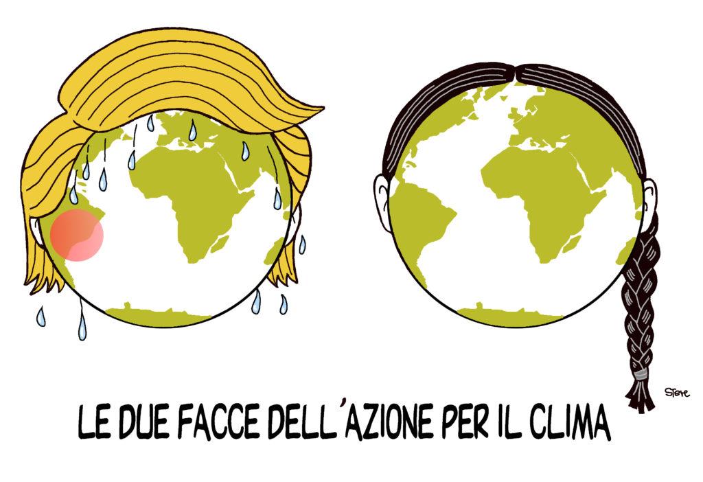 Cambiamenti climatici: servono interventi concreti