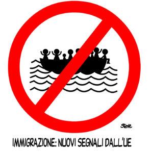 Prove di politica migratoria europea